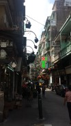 Old Macau side street