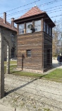 Guard Tower (one of many) at Auschwitz I