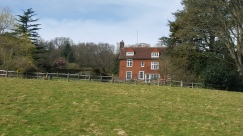 East Sussex Farm House and Gardens