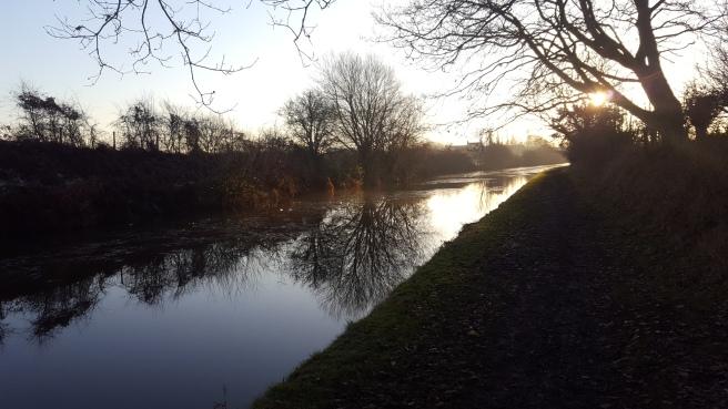 Canal from Broadheath to Dunham Massey