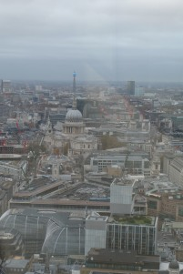 St Paul's and BT Tower